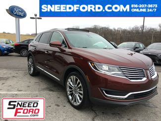 2016 Lincoln MKX Reserve AWD 3.7L in Gower Missouri, 64454