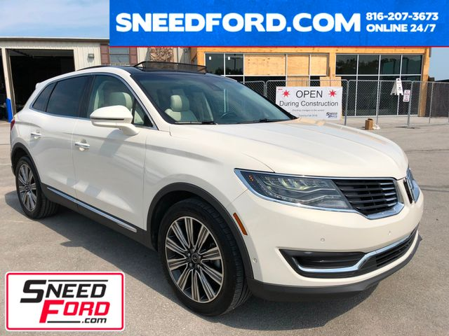 2016 Lincoln MKX Black Label AWD 2.7L V6