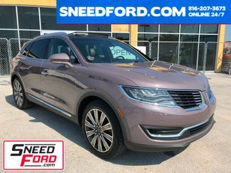 2016 Lincoln MKX Black Label 3.7L V6 in Gower Missouri, 64454