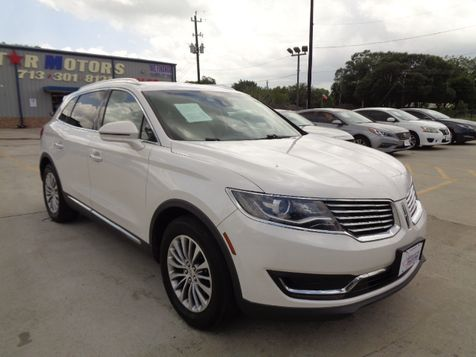 2016 Lincoln MKX Select in Houston
