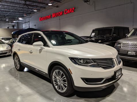 2016 Lincoln MKX Reserve in Lake Forest, IL