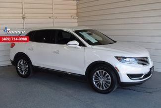 2016 Lincoln MKX Select in McKinney Texas, 75070