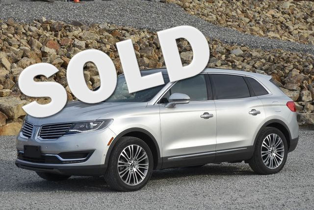 2016 Lincoln MKX Reserve Naugatuck, Connecticut