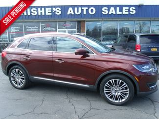 2016 Lincoln MKX Reserve | Rishe's Import Center in Ogdensburg  NY