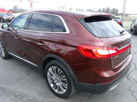 2016 Lincoln MKX Reserve | Rishe's Import Center in Ogdensburg, NY
