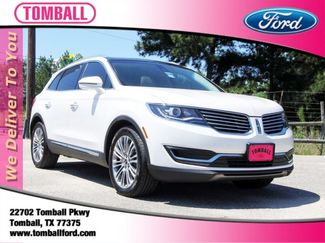 2016 Lincoln MKX Reserve in Tomball, TX 77375