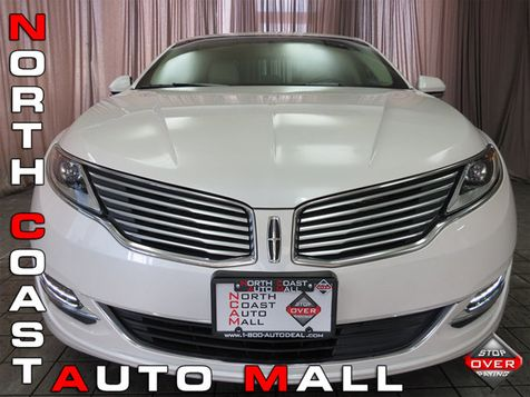 2016 Lincoln MKZ 4dr Sedan AWD in Akron, OH