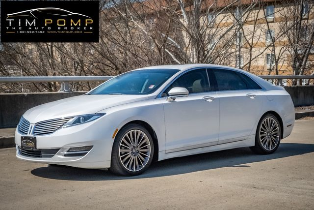 2016 Lincoln MKZ SUNROOF LEATHER