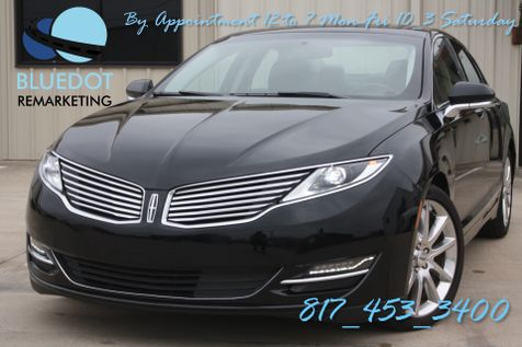 2016 Lincoln Mkz | Navigation-Blind Spot-Cooled RESERVE PACKAGE-COOLED SEAT-WARRANTY-MSRP $55K!  in Mansfield, TX