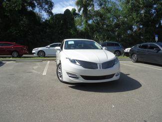 2016 Lincoln MKZ Hybrid SEFFNER, Florida 9