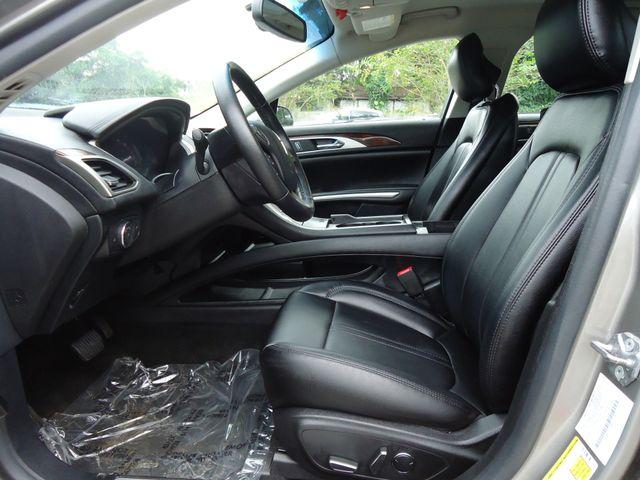 2016 Lincoln MKZ Hybrid SEFFNER, Florida 4