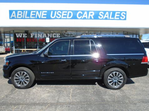 2016 Lincoln Navigator L Select in Abilene, TX