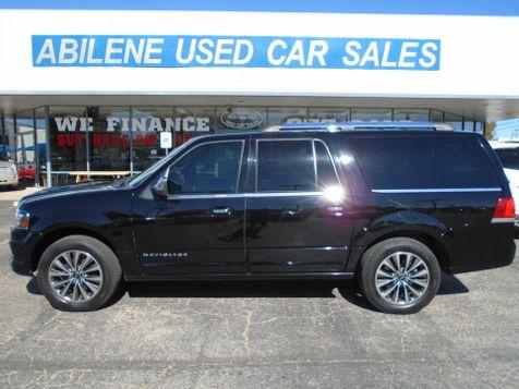 2016 Lincoln Navigator L Select in Abilene, TX