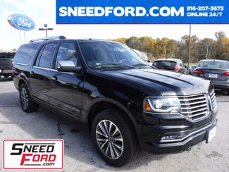 2016 Lincoln Navigator L Select 4X4 in Gower Missouri, 64454