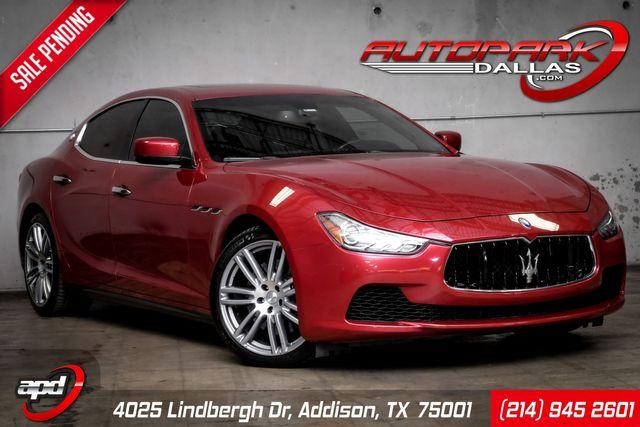 2016 Maserati Ghibli S in Addison, TX 75001