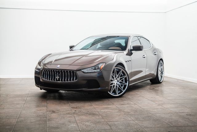 2016 Maserati Ghibli Luxury Pkg. in Addison, TX 75001