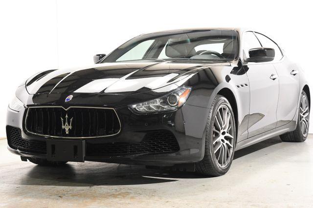 2016 Maserati Ghibli S Q4
