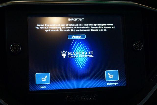 2016 Maserati Ghibli S Q4 Bridgeville, Pennsylvania 22