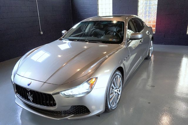 2016 Maserati Ghibli S Q4 Bridgeville, Pennsylvania 5