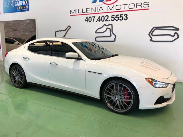 2016 Maserati Ghibli S Longwood, FL 1