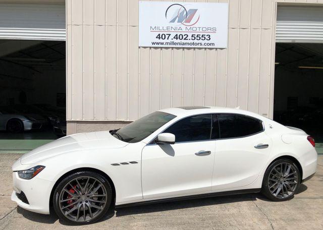 2016 Maserati Ghibli S Longwood, FL 46