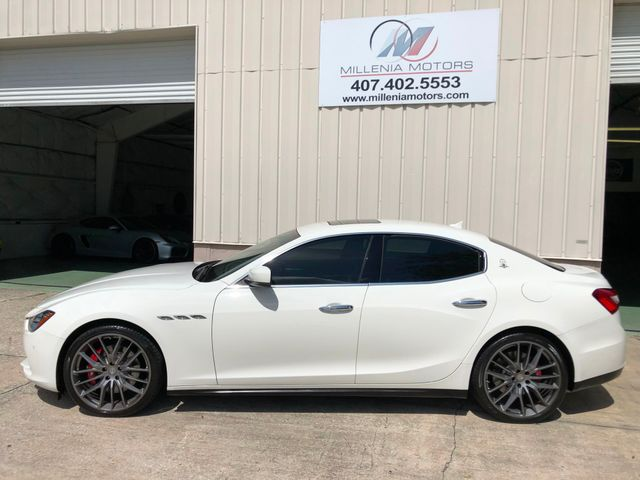 2016 Maserati Ghibli S Longwood, FL 47