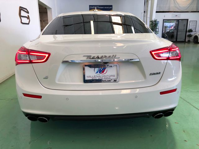 2016 Maserati Ghibli S Longwood, FL 9