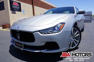 2016 Maserati Ghibli Sedan ~ ONLY 16K LOW Miles ~ 1 Owner Clean CarFax!   MESA, AZ   JBA MOTORS in Mesa AZ