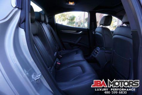 2016 Maserati Ghibli Sedan ~ ONLY 16K LOW Miles ~ 1 Owner Clean CarFax! | MESA, AZ | JBA MOTORS in MESA, AZ