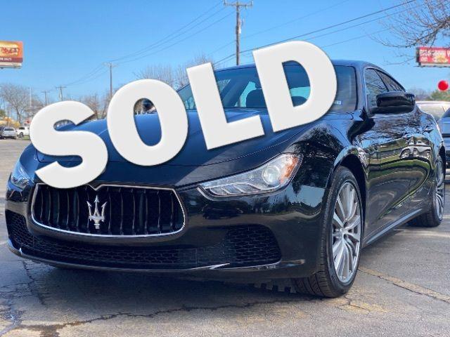 2016 Maserati Ghibli S Q4 in San Antonio, TX 78233