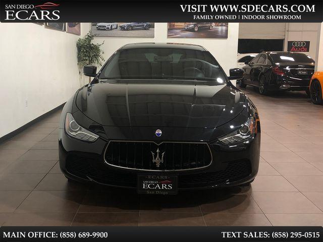 2016 Maserati Ghibli S in San Diego, CA 92126