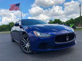2016 Maserati Ghibli BLU EMOZIO 19s 1 OWNER CARFAX CERT   Florida  Bayshore Automotive   in , Florida