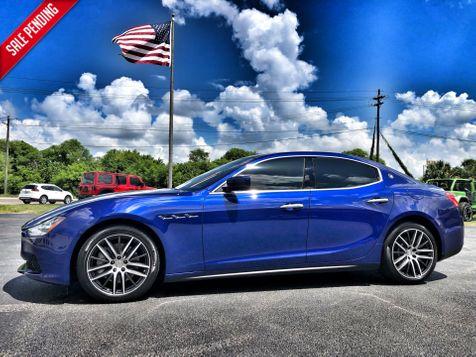 2016 Maserati Ghibli BLU EMOZIO 19