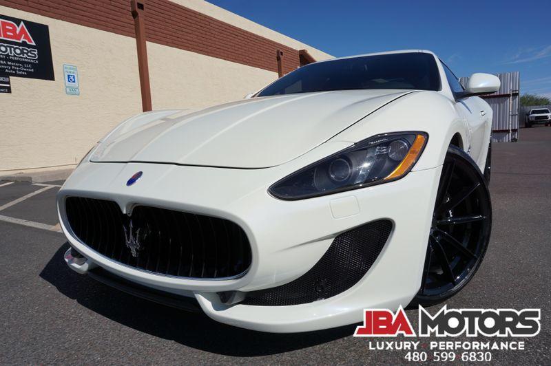 2016 Maserati GranTurismo Sport Coupe Gran Turismo | MESA, AZ | JBA MOTORS in MESA AZ