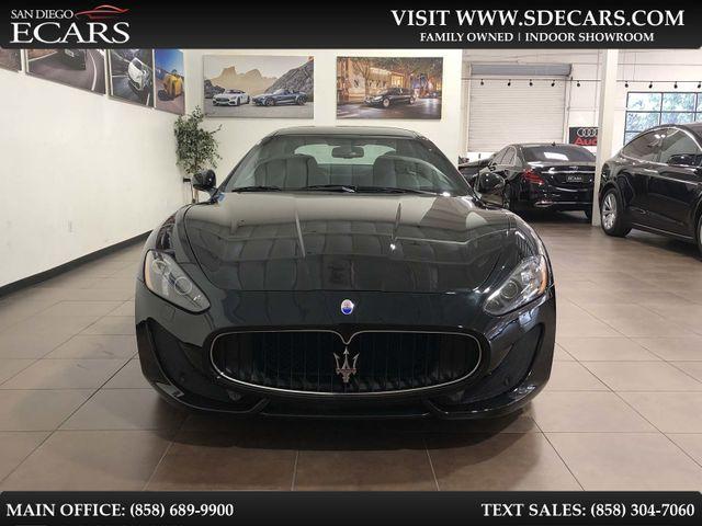 2016 Maserati GranTurismo Sport in San Diego, CA 92126