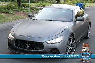 2016 Maserati Maserati GHIBLI S 25K MLS NAVIGATION SERVICE RECORDS in Van Nuys, CA 91406