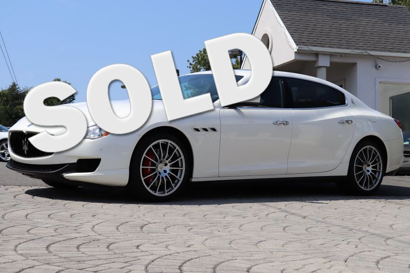 2016 Maserati Quattroporte S in Alexandria VA