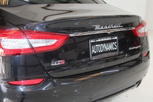 2016 Maserati Quattroporte GTS Houston, Texas 13