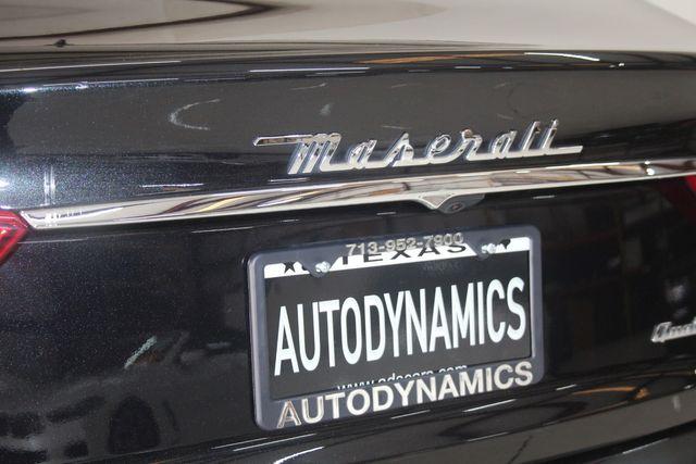 2016 Maserati Quattroporte GTS Houston, Texas 17