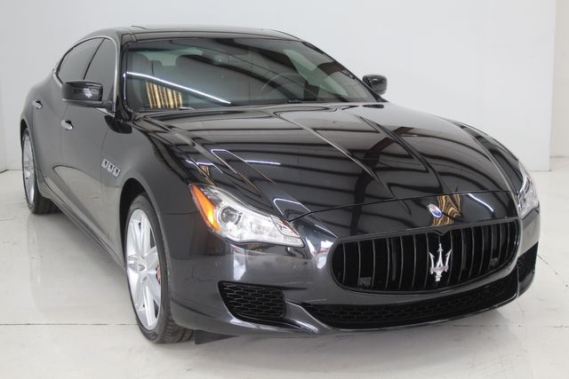2016 Maserati Quattroporte GTS Houston, Texas 3