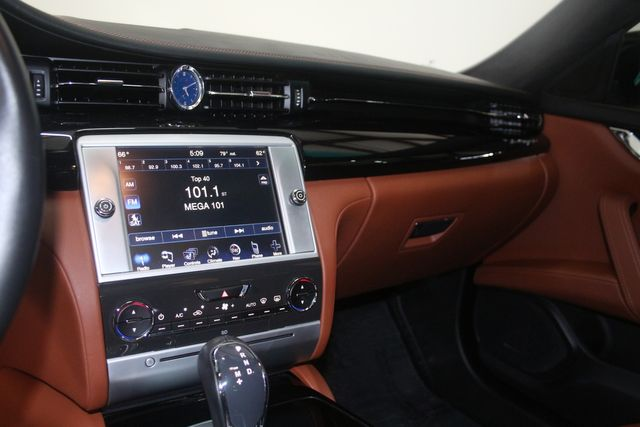 2016 Maserati Quattroporte GTS Houston, Texas 31