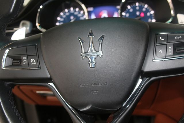 2016 Maserati Quattroporte GTS Houston, Texas 36