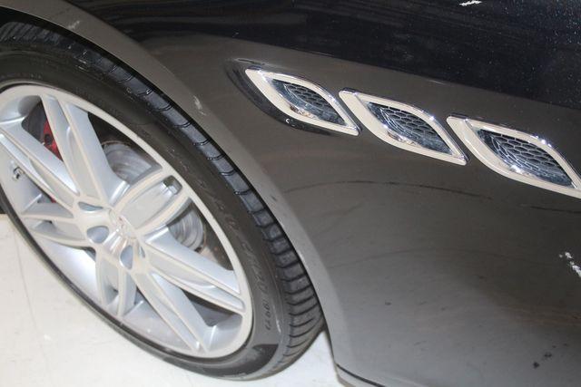 2016 Maserati Quattroporte GTS Houston, Texas 8