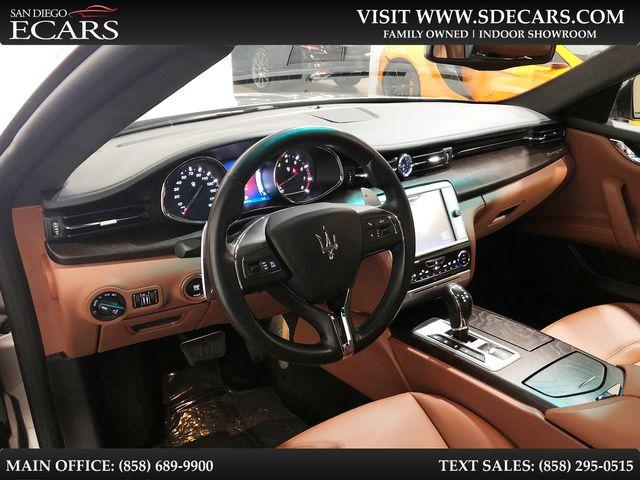 2016 Maserati Quattroporte S in San Diego, CA 92126