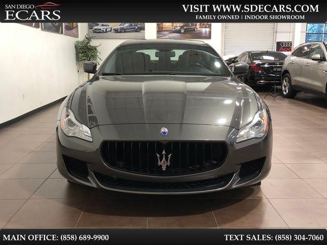 2016 Maserati Quattroporte GTS in San Diego, CA 92126