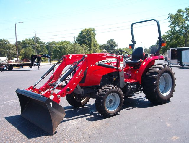2016 Massey Ferguson 2706E in Madison, Georgia 30650