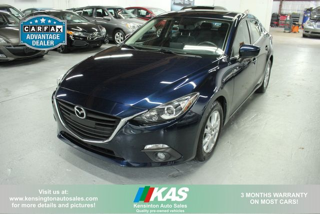 2016 Mazda 3i  Touring Kensington, Maryland