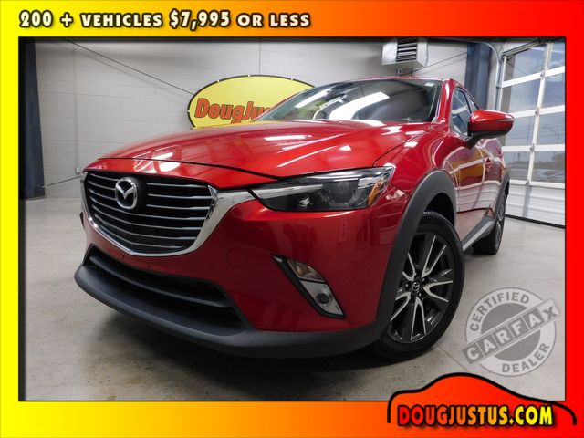 2016 Mazda CX-3 Grand Touring in Airport Motor Mile ( Metro Knoxville ), TN 37777
