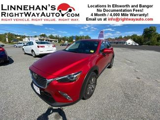 2016 Mazda CX-3 Grand Touring in Bangor, ME 04401