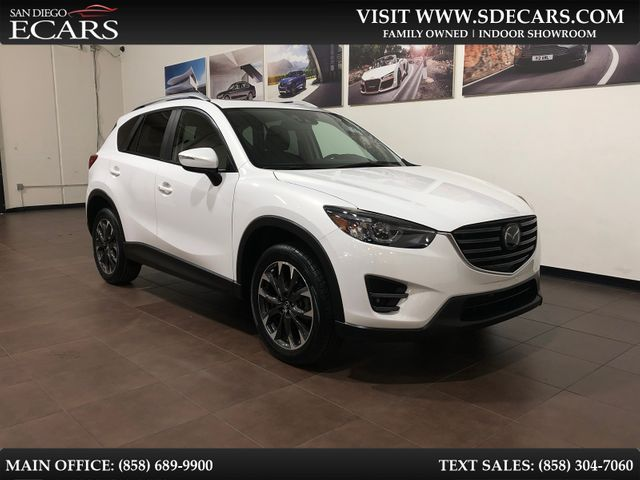 2016 Mazda CX-5 Grand Touring in San Diego, CA 92126